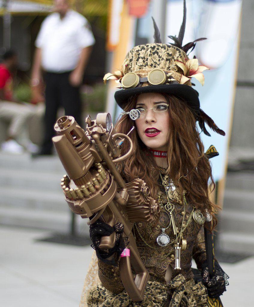 steampunk-lady